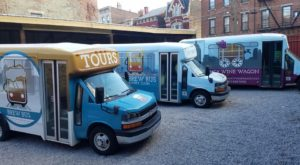 Take A Ride On This Donut Bus For The Sweetest Experience In Cincinnati
