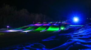 A Visit To This Unique Snow Tubing Course Will Make Your Minnesota Winter Infinitely More Fun