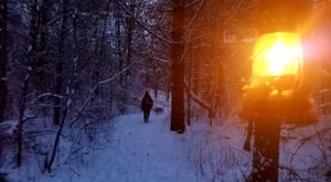 Hike By Lantern Light During This Whimsical Winter Outing In Michigan
