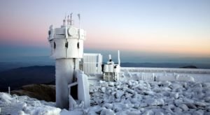 Few People Know You Can Spend The Night At This Famous New Hampshire Observatory