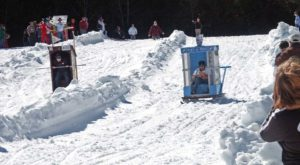 The Upcoming Outhouse Races In North Carolina Are Like Nothing You've Ever Seen Before
