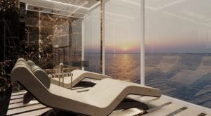 This New Luxury Cruise Ship Suite Is As Big As A House