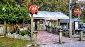 Most People Don't Know About This Old West Theme Park And Steakhouse In North Carolina