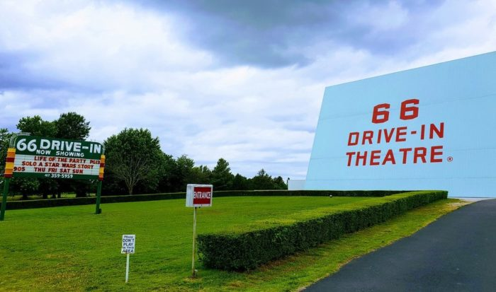Here Are The 5 Best Drive-In Theaters In America