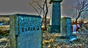 You Won't Want To Visit This Notorious Utah Cemetery Alone Or After Dark