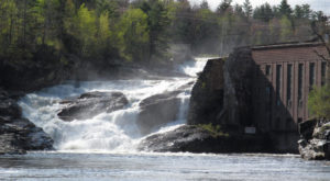10 Maine Waterfalls That Will Soon Be Bigger And More Beautiful Than Ever