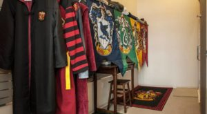 The Harry Potter Themed Airbnb In Northern California Is A Dream Getaway For Potterheads Of All Ages