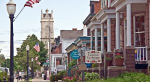 There Are More Than 350 Historic Buildings In This Special Iowa Town