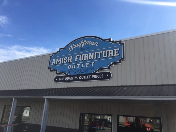 Located In One Of Central Illinois Most Well Known Amish Towns Kauffman Furniture Outlet Offers Top Quality Products For Prices That Are Between 40