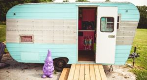 This Unicorn-Themed Trailer May Just Be The Most Unique Place To Stay In Arkansas