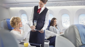 These Two Words Could Get You A Free First Class Flight Upgrade