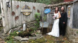 The One Of A Kind Wedding Chapel You Won't Find Anywhere Else But Tennessee