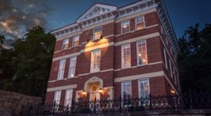 The Best Bed And Breakfast In America Is Actually An Old County Jail