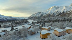 This Tiny Town In Alaska Is Just Begging To Be Visited This Winter