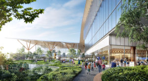 Here's A Sneak Peak At This Dazzling New Pittsburgh Airport Terminal