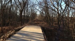 Follow This Abandoned Railroad Trail For One Of The Most Unique Hikes In Kansas