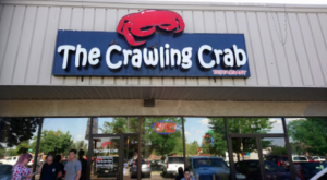 Visit This Little Known Ocean-Themed Restaurant In Colorado Before Word Gets Out
