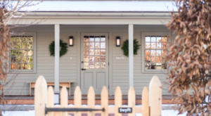 This Must-Try Farmhouse Restaurant Is Hiding In Connecticut's Most Charming Town