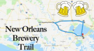 Take The New Orleans Brewery Trail For A Weekend You'll Never Forget