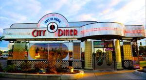 The 50's Diner-Themed Restaurant In Alaska That's Totally Neato