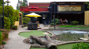 You Can Play Mini Golf And Eat Delicious Steak At This Unique Oregon Restaurant