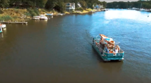 A Massive Paddle Boat Is Coming To Cincinnati And Your Summer Plans Are Now Made