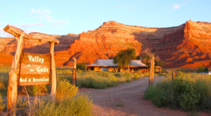 There's A Themed Bed and Breakfast In The Middle Of Nowhere In Utah You'll Absolutely Love