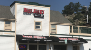 The Beef Jerky Outlet In Colorado Where You'll Find More Than 200 Tasty Varieties