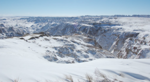 One Of The Most Beautiful Winter Drives In America Is Located Right Here In South Dakota