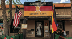 The German Restaurant In Wyoming Where You'll Find All Sorts Of Authentic Eats