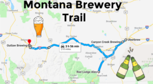 Take The Montana Brewery Trail For A Weekend You'll Never Forget