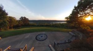 The Little Cincinnati Park That's Hiding A Beautiful Secret