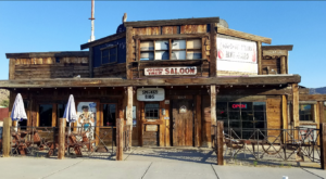 The Rustic Saloon In The Middle Of Nowhere That Should Be On Everyone's Southern California Bucket List
