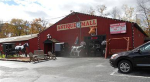 This Three-Building Antique Mall In Pennsylvania Is A Shopper's Paradise