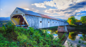 9 Undeniable Reasons To Visit The Oldest And Longest Covered Bridge In New Hampshire