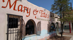 This Award-Winning New Mexico Restaurant Serves The Best Carne Adovada In The Southwest