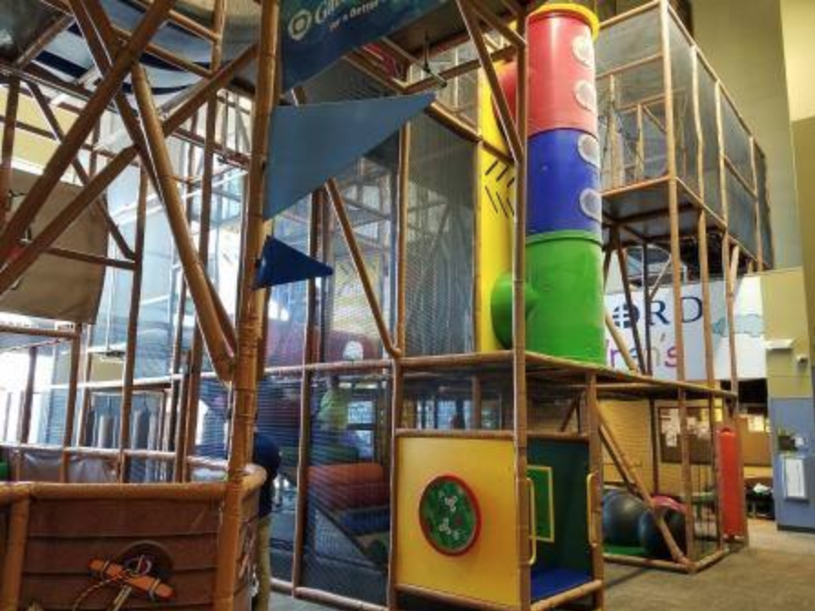 Courts Plus Community Fitness Is Best Indoor Playground In
