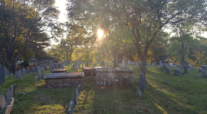 You Won't Want To Visit This Notorious Massachusetts Cemetery Alone Or After Dark