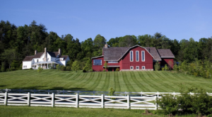 Visit This Farm Brewery In Tennessee That's Undeniably Charming