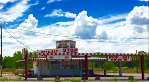 Not A Thing Has Changed At This Charming New Mexico Drive-In Since The 1960s