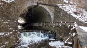 The Easy New York Tunnel Hike That Leads You To A Stunning Waterfall