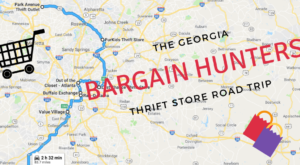 This Bargain Hunters Road Trip Will Take You To The Best Thrift Stores In Georgia