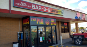 The Pig-Themed Restaurant In Nevada That Will Make You Squeal With Delight