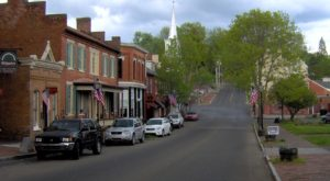 The Tennessee Town That Was Founded Before The Civil War And Is Packed Full Of History