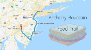 New Jersey Has An Anthony Bourdain Food Trail And It's Everything You Could Imagine And More