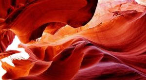 Only 7 Lucky Visitors Per Day Are Allowed At This Secret Canyon In Arizona