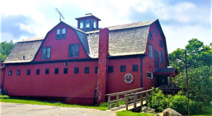 This Red Barn In The Vermont Countryside Is Hiding A Delightfully Delicious Bakery Inside
