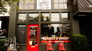 It's Officially Burger Month At This Beloved Washington Eatery, And You'll Want To Celebrate