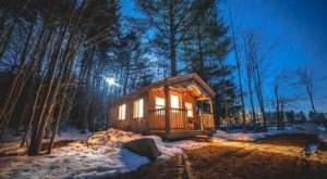 You Won't Forget Your Stay In These 8 One-Of-A-Kind Vermont Cabins