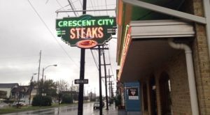 This Tasty New Orleans Restaurant Is Home To The Biggest Steak We've Ever Seen